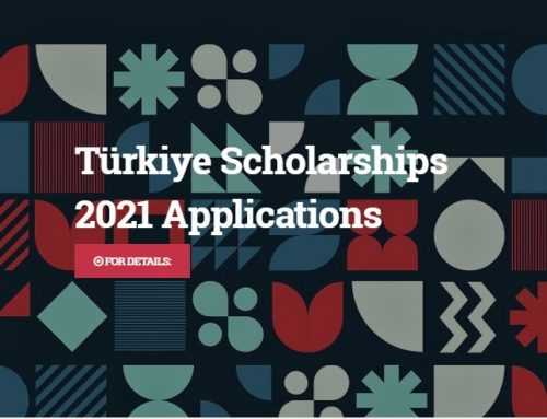 Turkey's Scholarships 2021 Applications is Open Now !