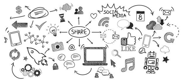social media feeds aggregator
